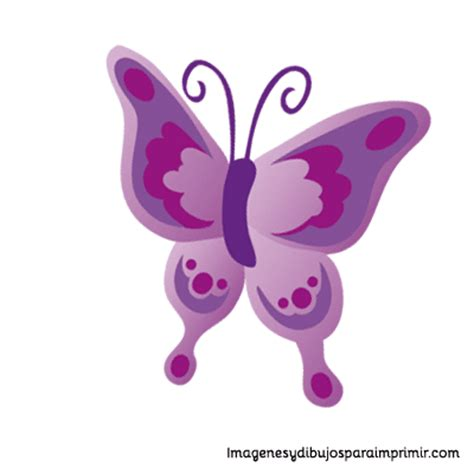 Imprimir mariposas en imagenes