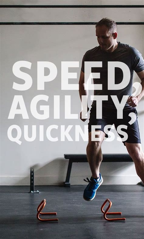 Improve Your Speed, Agility and Quickness | Workout ...