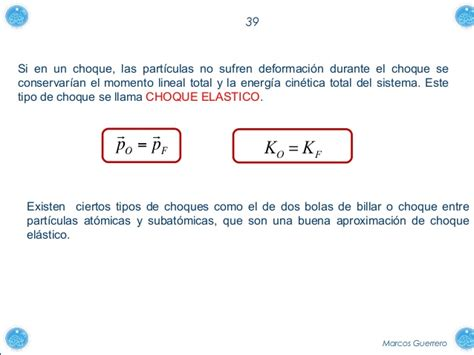 Impulso y momento lineal Física A