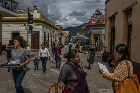 In a Mexico 'Tired of Violence,' Zapatista Rebels Venture ...