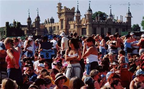 In August 2003 Knebworth Park hosted the biggest music ...
