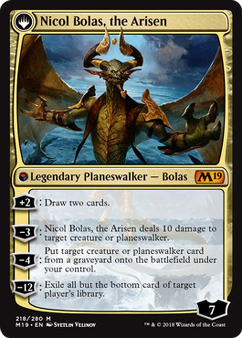 In Magic's new Core Set 2019, a good dragon is hard to ...