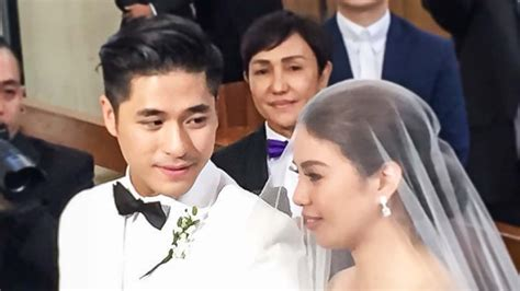 IN PHOTOS: Paul Jake Castillo, Kaye Abad wed in Cebu