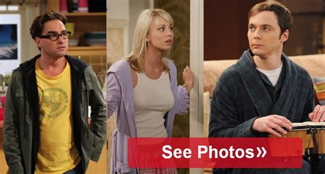 In Real Life: The Cast Of  The Big Bang Theory    Gloriousa