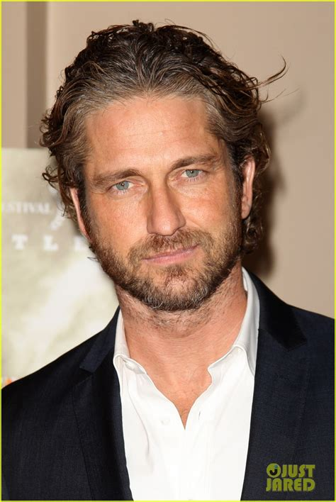 In the World of Theatre and Cinema: Gerard Butler (1969 - )