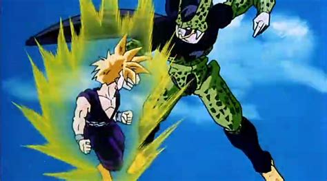 In what episode does gohan fight cell | In What Episode?