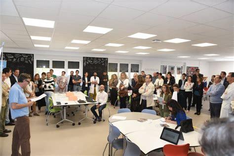 Inauguración del Aula RTC en el Colegio San Ignacio de ...