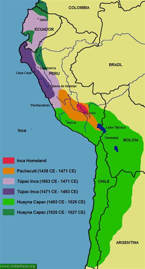 Inca Civilizations Map | www.pixshark.com - Images ...