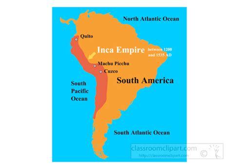 Inca Clipart- inca-civilization-map-clipart - Classroom ...