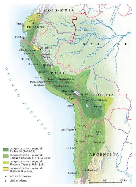Inca nell'Enciclopedia Treccani