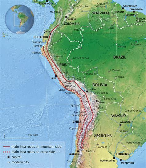 Inca road system - Wikipedia
