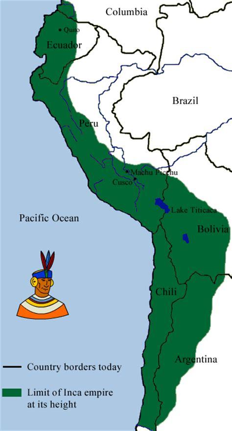 Inca Territory – Societies and Territories