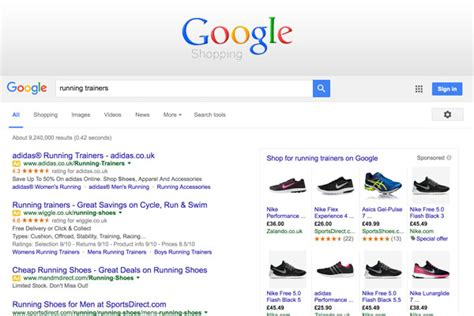 Increase Online Sales With Google Shopping – Website ...
