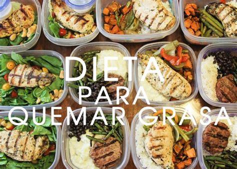 Increíble Dieta Para Quemar Grasa Abdominal Rápidamente