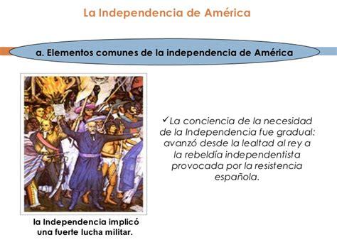 Independencia de Chile y America