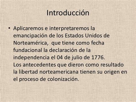 Independencia de estados unidos (2)