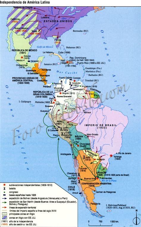 Independencia de la América Latina | La Era de Hobsbawm