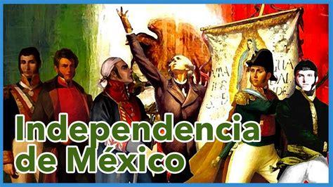 Independencia de México   Historia en Breve - YouTube