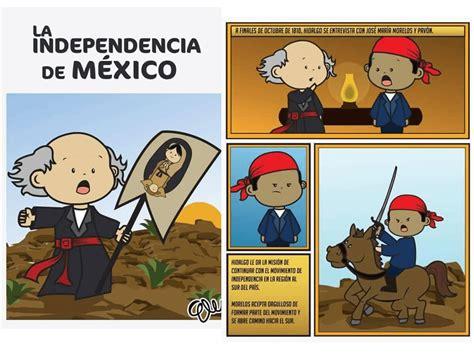 Independencia de México para niños. - Maestros-Informados ...