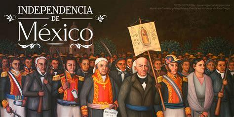 Independencia de México – Micrositios temáticos