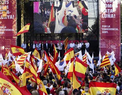 Independentistas catalanes concurrirán a elecciones el 21 ...