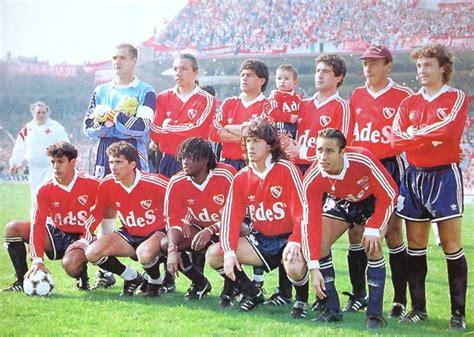 Independiente, el gran campeón de 1994