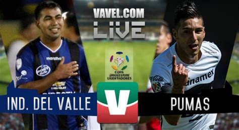Independiente vs Pumas EN VIVO hoy  2 1    VAVEL.com