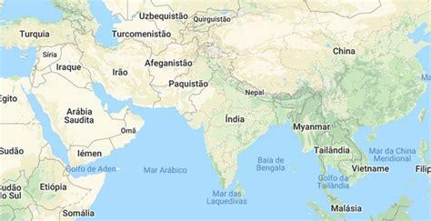 Índia: dados gerais, mapa, bandeira e economia - Toda Matéria