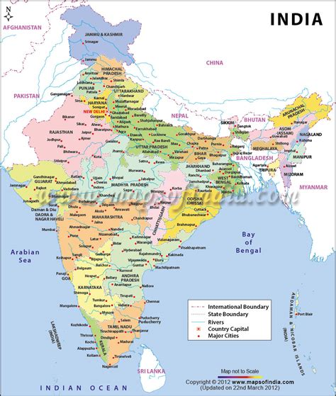 india map - Free Large Images