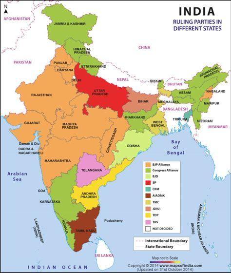India Map - JungleKey.in Image #100