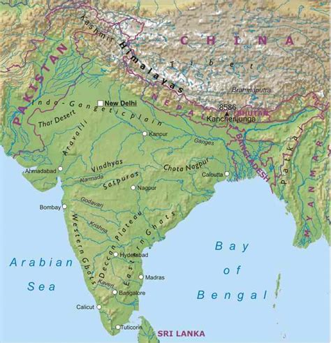 INDIA PHYSICAL GEOGRAPHY- PART 3