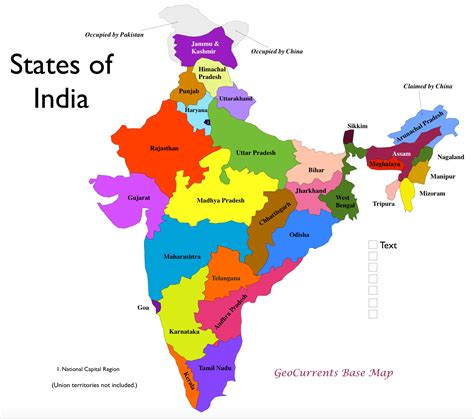 India-States-Map - American Ag Network