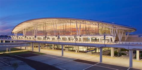 Indianapolis International Airport - Modern Fire and ...