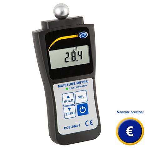 Indicador de humedad de material PCE-PMI 2