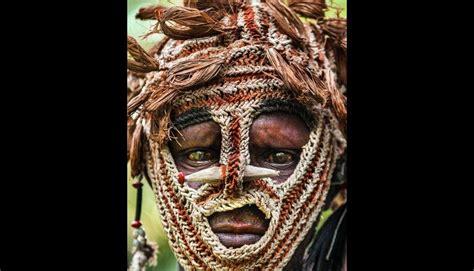 Indonesia: Los rostros de las tribus más raras del mundo ...