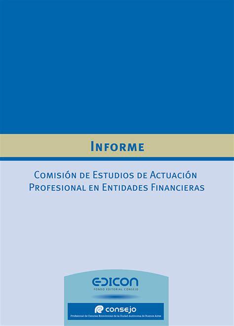 Inf. N° 3 Informes especiales requeridos por el Banco ...