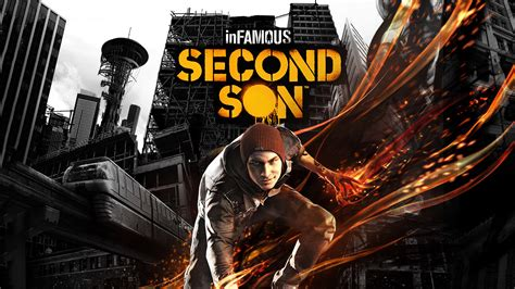 Infamous Second Son – PlayStation4 - Torrents Juegos