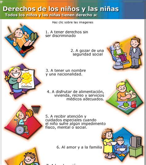 INFANCIA DESARROLLO Y EDUCACIÓN: DERECHOS DE LOS NIÑOS Y ...
