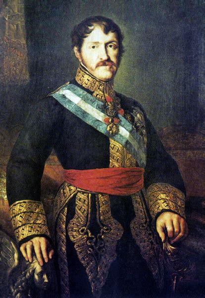 Infante Carlos María Isidro de Borbón, son of Carlos IV of ...