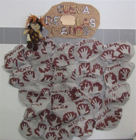 INFANTIL de GRACIA: PREHISTORIA projecte | Prehistoria ...