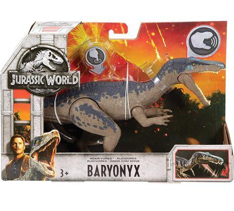 Infinite Earths: Mattel Releases Official Jurassic World ...