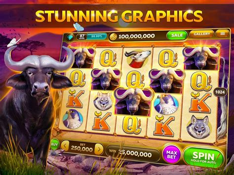 Infinity Slots™ Vegas Free Slot Games Online - Android ...