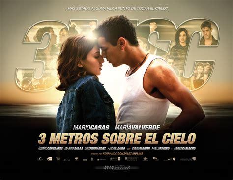 Info, Descargas Y Mas: Tres Metros Sobre El Cielo (BrRip ...