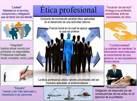 """Infografía """"Ética profesional"""" – m8538"""