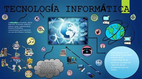 INFOGRAFÍA. TECNOLOGÍA INFORMÁTICA