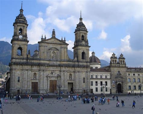 Información - Centro Histórico de Bogotá - Bogotá