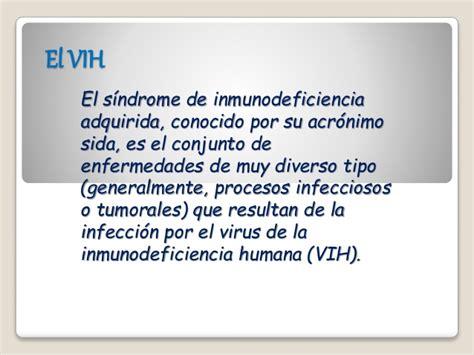 Informacion del VIH-El Sida