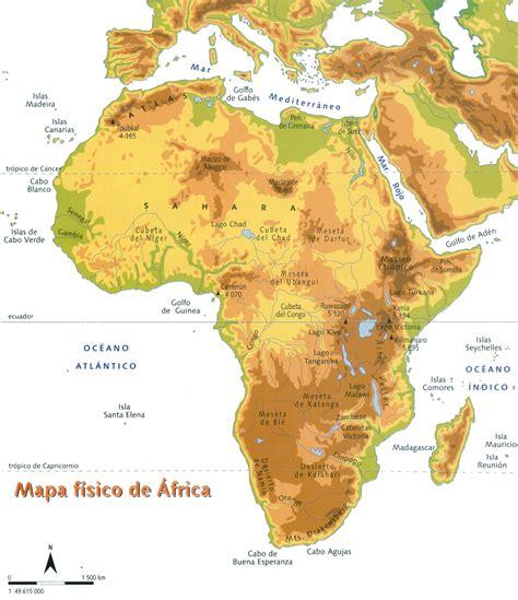 Información e imágenes con mapas de África y paises ...