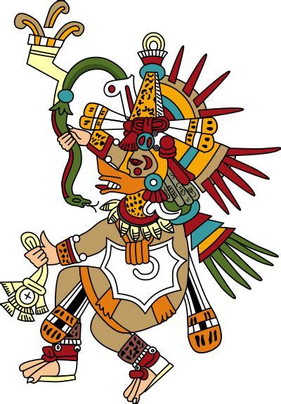 Información e imágenes de los Dioses Aztecas de la cultura ...