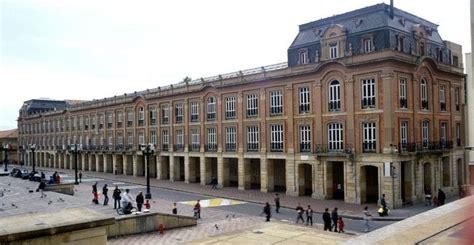Información - Plaza de Bolivar - Bogotá